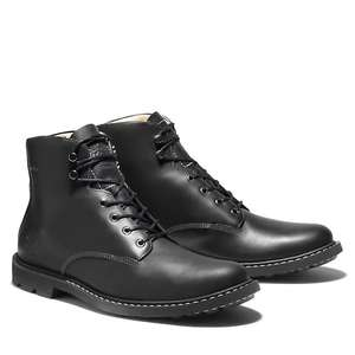 Paire de bottes en cuir imperméable Timberland Belanger EK+ 6-Inch - Tailles 40 à 46