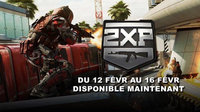 Call of Duty Black Ops Cold War & Warzone: Double XP d'Armes gratuit ce week-end sur PC, Xbox & PlayStation (Dématérialisé)