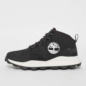 Paire de chaussures Timberland Brooklyn City Mid - Noires, Tailles 42, 44, 44.5, 45, 47.5
