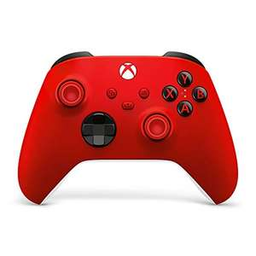 Manette sans fil Microsoft Xbox - Pulse Red