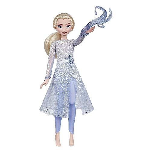 Poupée princesse Disney Électronique Disney - La Reine des Neiges 2 - 27 cm