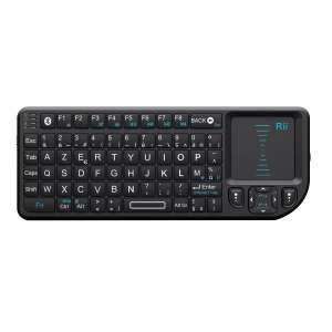 Mini clavier sans fils iclever Rii compatible MAC/Android - Bluetooth