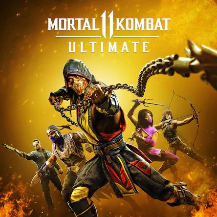 Jeu Mortal kombat Kombat 11 ultimate sur PS4 / PS5 ou PC (Dématérialisé)