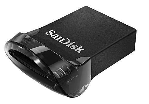 Clé USB SanDisk Ultra Fit - 128 Go, USB 3.1