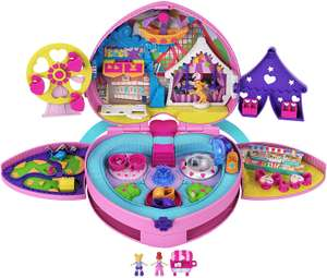 Coffret Fête Foraine Polly Pocket - Transportable