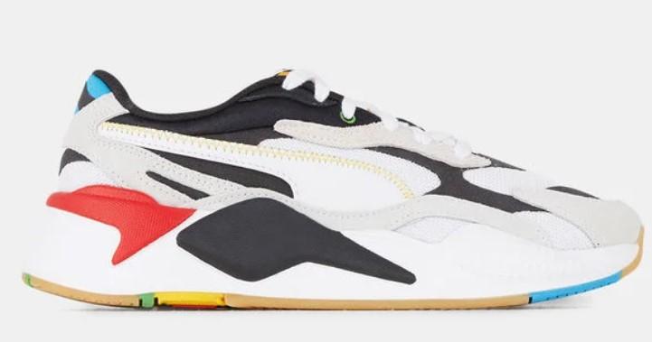 Paire de baskets Puma RS-X WH pour Femme - Tailles 36 à 40
