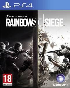 Jeu Tom Clancy's Rainbow Six Siege sur PS4