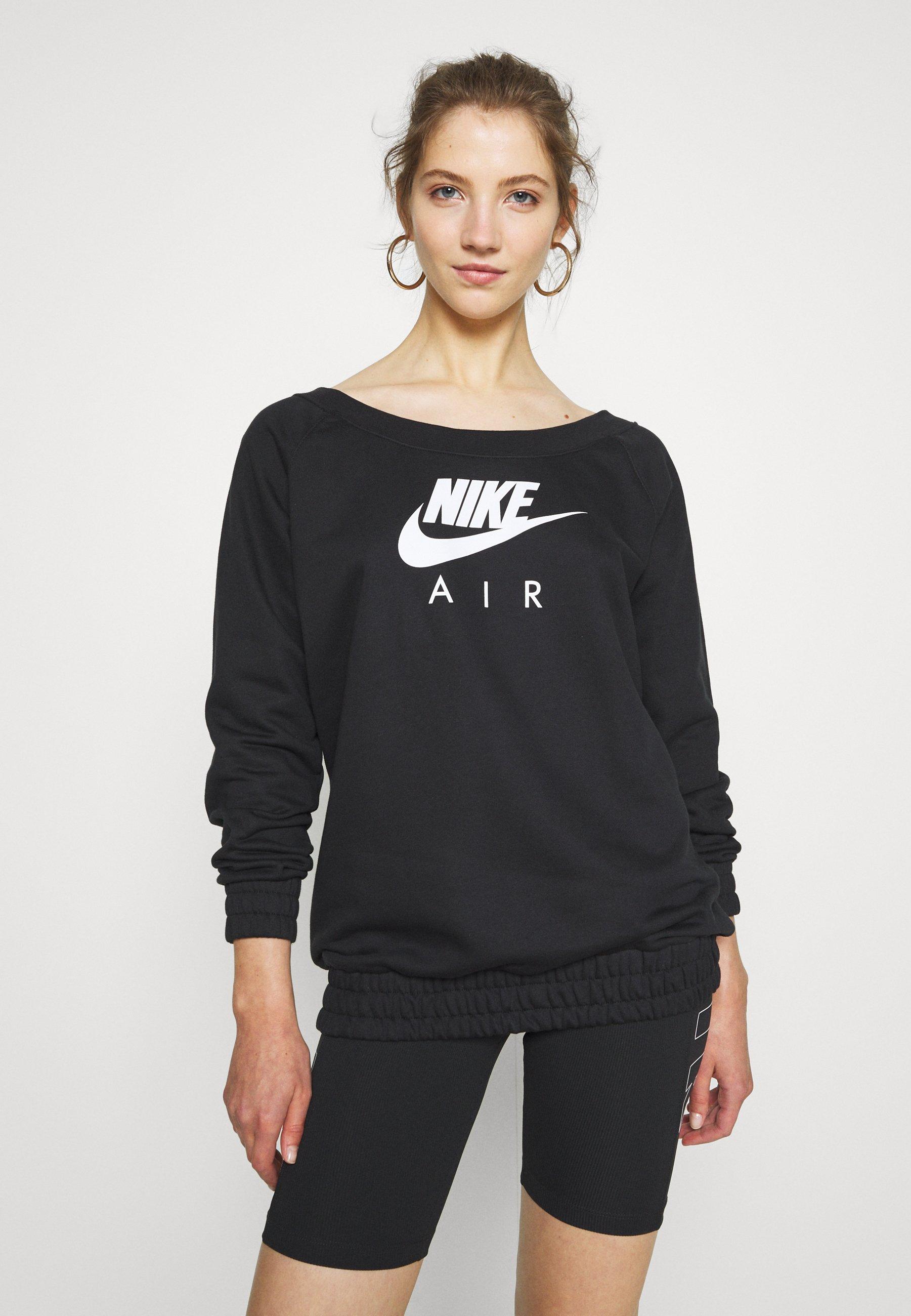 Sweatshirt Nike Sportswear Air Crew - Tailles XS à S