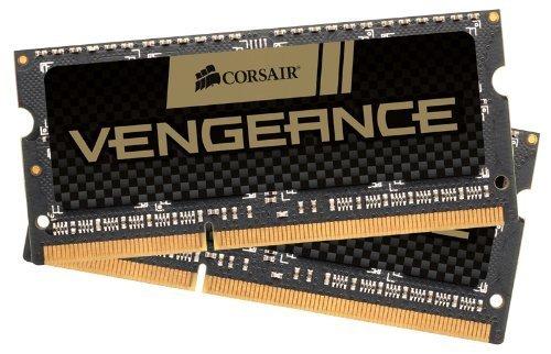 Kit de RAM Corsair Vengeance 16 Go (8 x 2) - SODIMM, DDR3, 1600 Mhz, CL10 1.5V