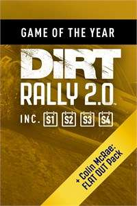 DiRT Rally 2.0 - Game of the Year Edition sur Xbox One, Series