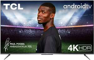"""TV LED 75"""" TCL 75P718 - UHD 4K, HDR, Android TV, HDCP 2.2 (Via ODR 10%)"""