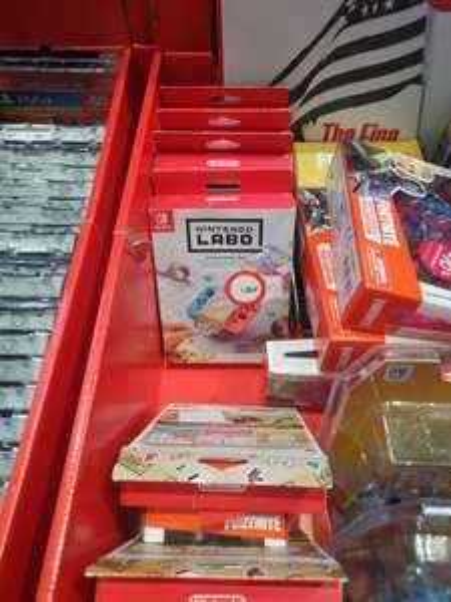 Kit de personnalisation Nintendo Labo - Avignon (84)