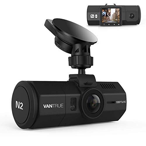 """Caméra embarquée 1.5"""" Vantrue N2 - Vision Nocturne, Détection des Mouvements (Vendeur tiers)"""