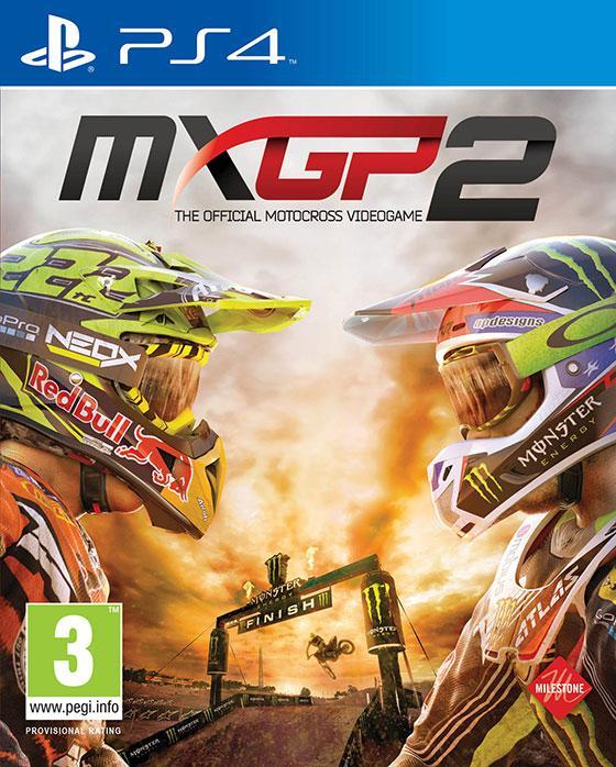 [Précommande] MXGP 2 sur PlayStation 4 ou Xbox One