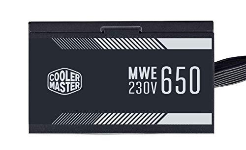 Alimentation PC Cooler Master MWE 650 - 650 W
