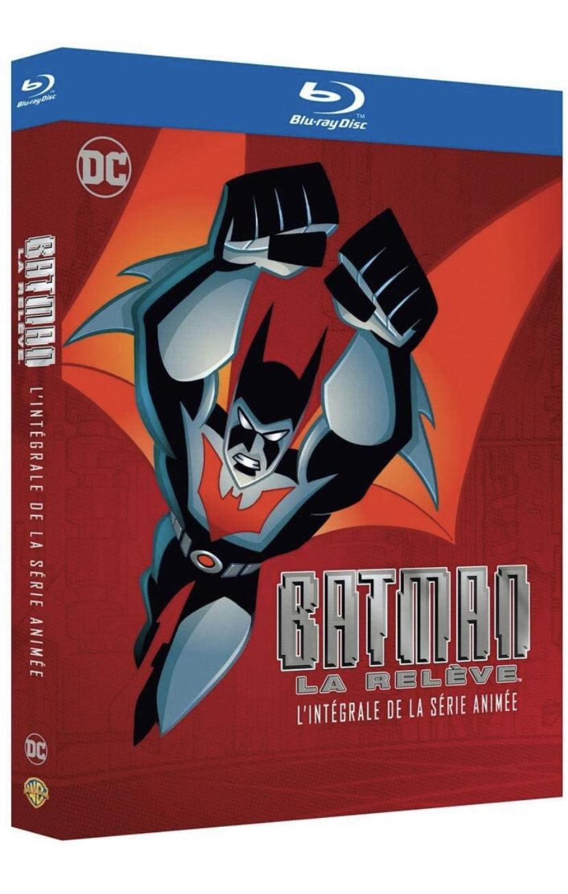 Blu Ray : Batman la Relève