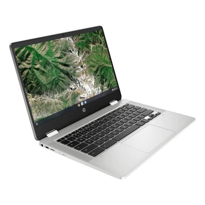 "PC Portable 14"" HP Chromebook 14a-ca0000nf - HD, Celeron N4020, 4 Go RAM, 64 Go SSD"