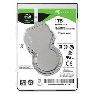 "Disque dur Interne 2.5"" Seagate BarraCuda - 1To"
