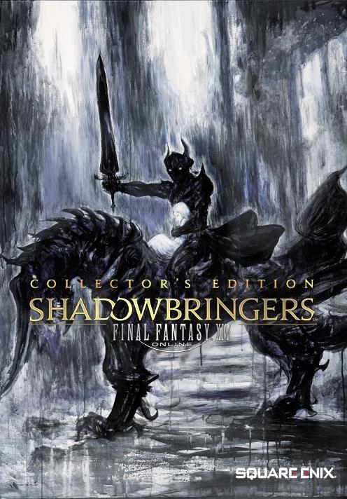 Jeu Final fantasy XIV: Shadowbringers - Collector's edition (Dématérialisé)