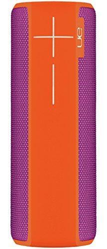 Enceinte Bluetooth UE Boom 2 - Violet/Orange
