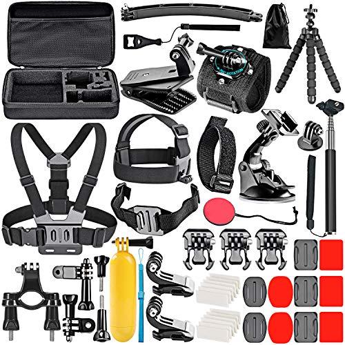 Kit d'Accessoires Neewer 50-en-1 pour Caméra Sportive (Vendeur tiers)