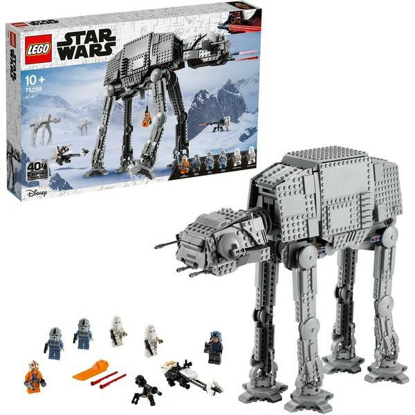 Jeu de construction Lego Star Wars AT-AT (75288)
