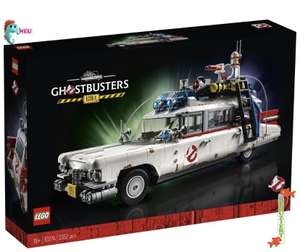 Jouet Lego 10274 Ghostbusters Ecto-1 Voiture SOS Fantômes (toys-for-fun.com)