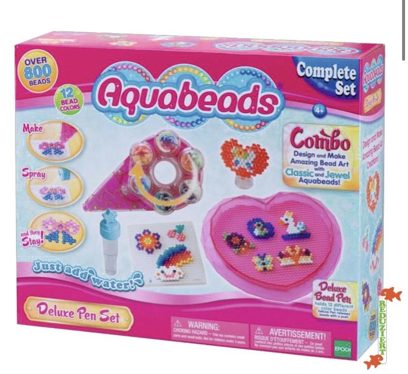 Deluxe Pen Set Aquabeads 31529 (toys-for-fun.com)