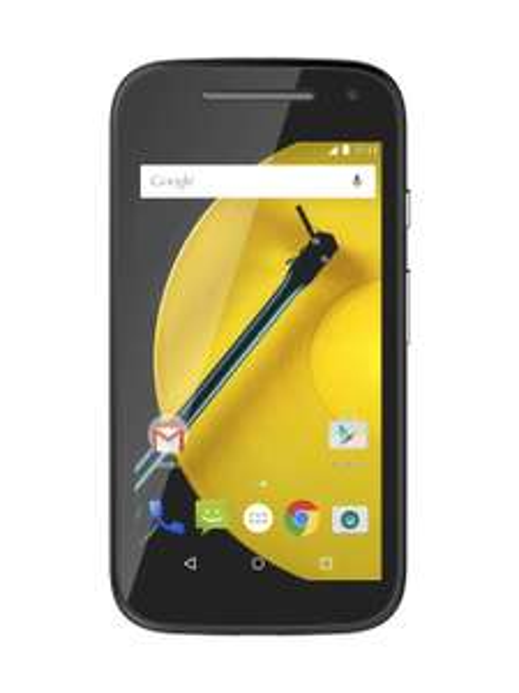 Smartphone 4,5'' Motorola Moto E 4G - Noir ou Blanc
