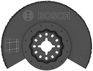 Lame segmente concrete carbure Bosch 2607017350