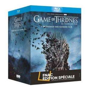 Coffret Blu-ray Game of Thrones L'intégrale - Tours (37)