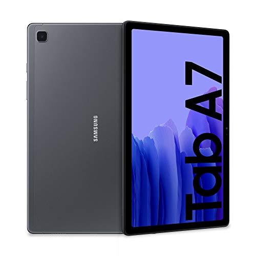 """Tablette 10.4"""" Samsung Galaxy Tab A7 Wifi - 3 Go Ram, 32 Go Rom, Gris"""
