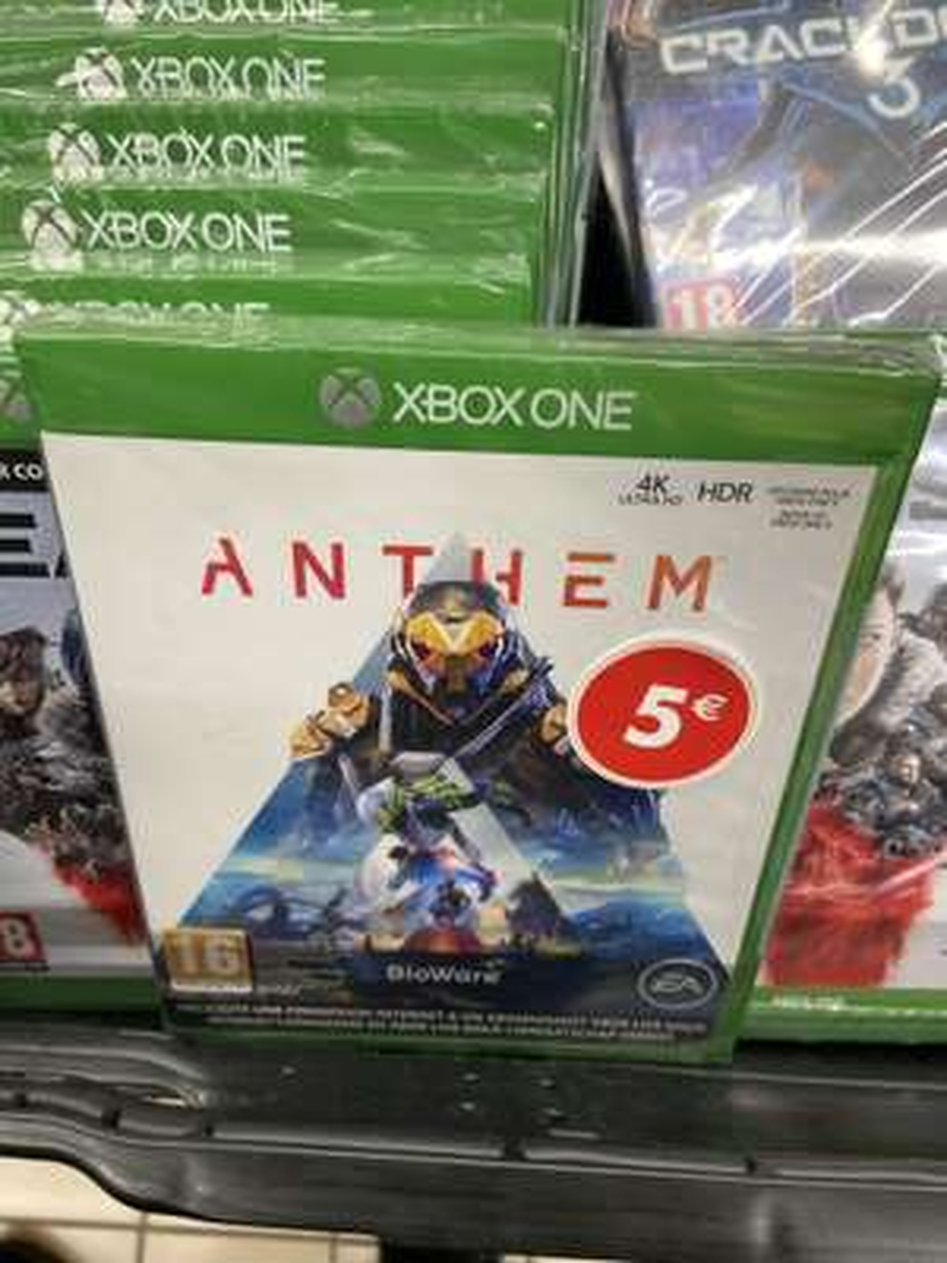 Jeu Anthem sur Xbox One - Antibes (06)