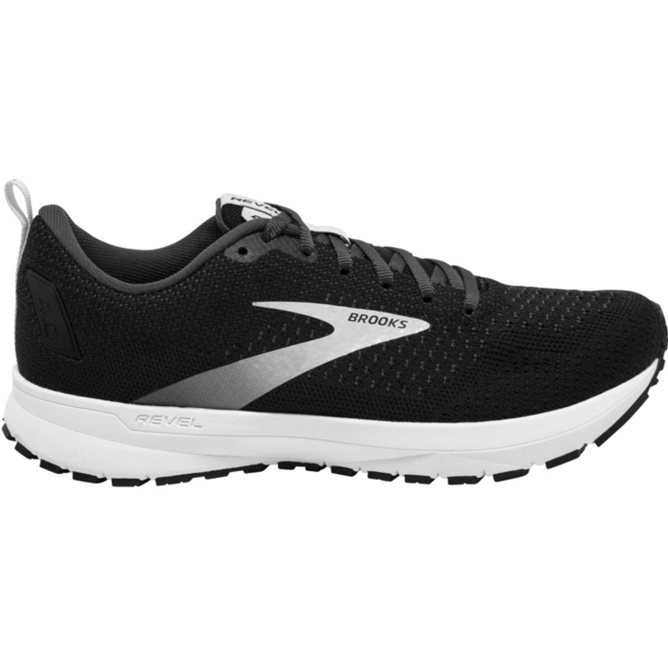 Chaussures de running Brooks Revel 4 - Noir
