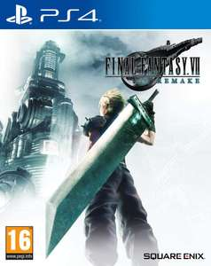 Final Fantasy VII: Remake sur PS4