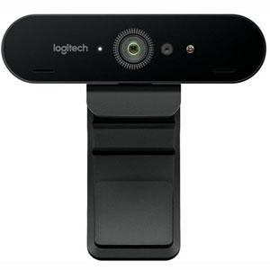 Webcam Logitech Brio Ultra - 4K UHD, noir
