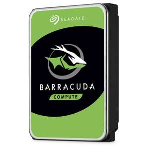 "Disque dur interne 3.5"" Seagate Barracuda (ST4000DM004) - 4 To"