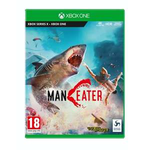Maneater sur Xbox One & Series X