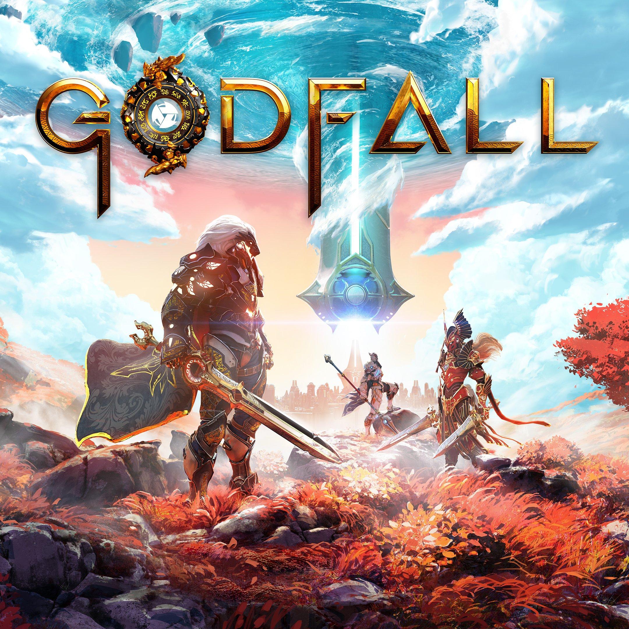 Godfall sur PS5 (Dématerialisé - Store BR)