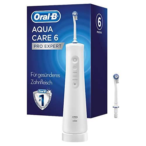 Hydropulseur Oral-B AquaCare 6 Pro Expert Oxyjet