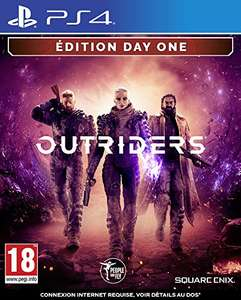 [Précommande] Outriders Day One Edition sur PS4