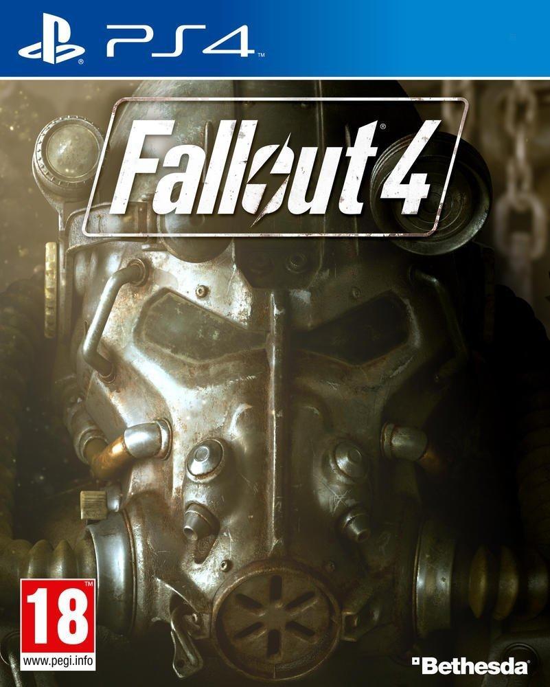 Fallout 4 sur PS4 (29.95€ sur la Carte)