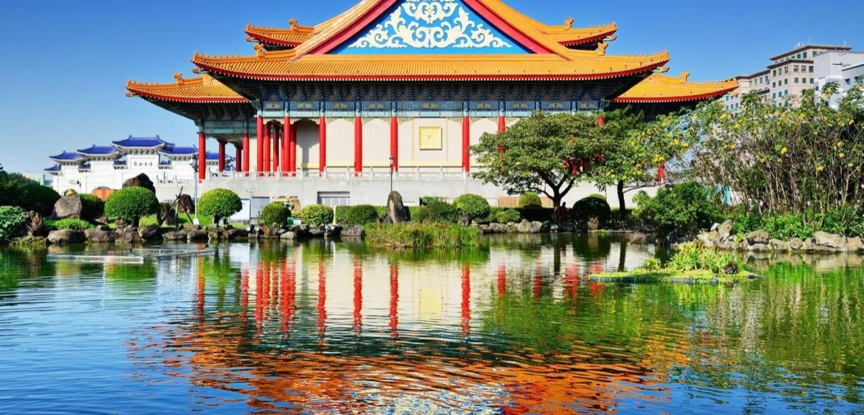 Vol A/R Marseille - Taipei (Taïwan) du 29 avril au 9 mai