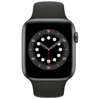 Montre connectée Apple Watch Series 6 (GPS) - 44mm (Frontaliers Suisse)