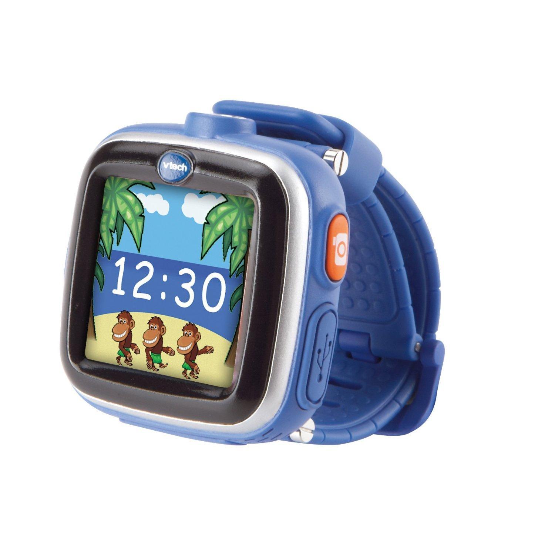 Montre électronique Vtech Kidizoom - Bleu (via ODR de 10€)