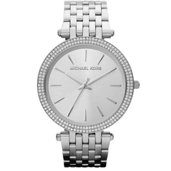 Montre bracelet en acier Quartz Femme Mickael Kors MK3190 (vendeur tiers)