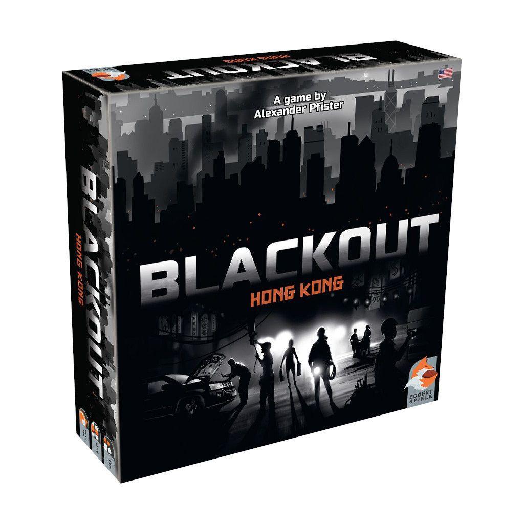 Jeu de société Blackout: Hong Kong