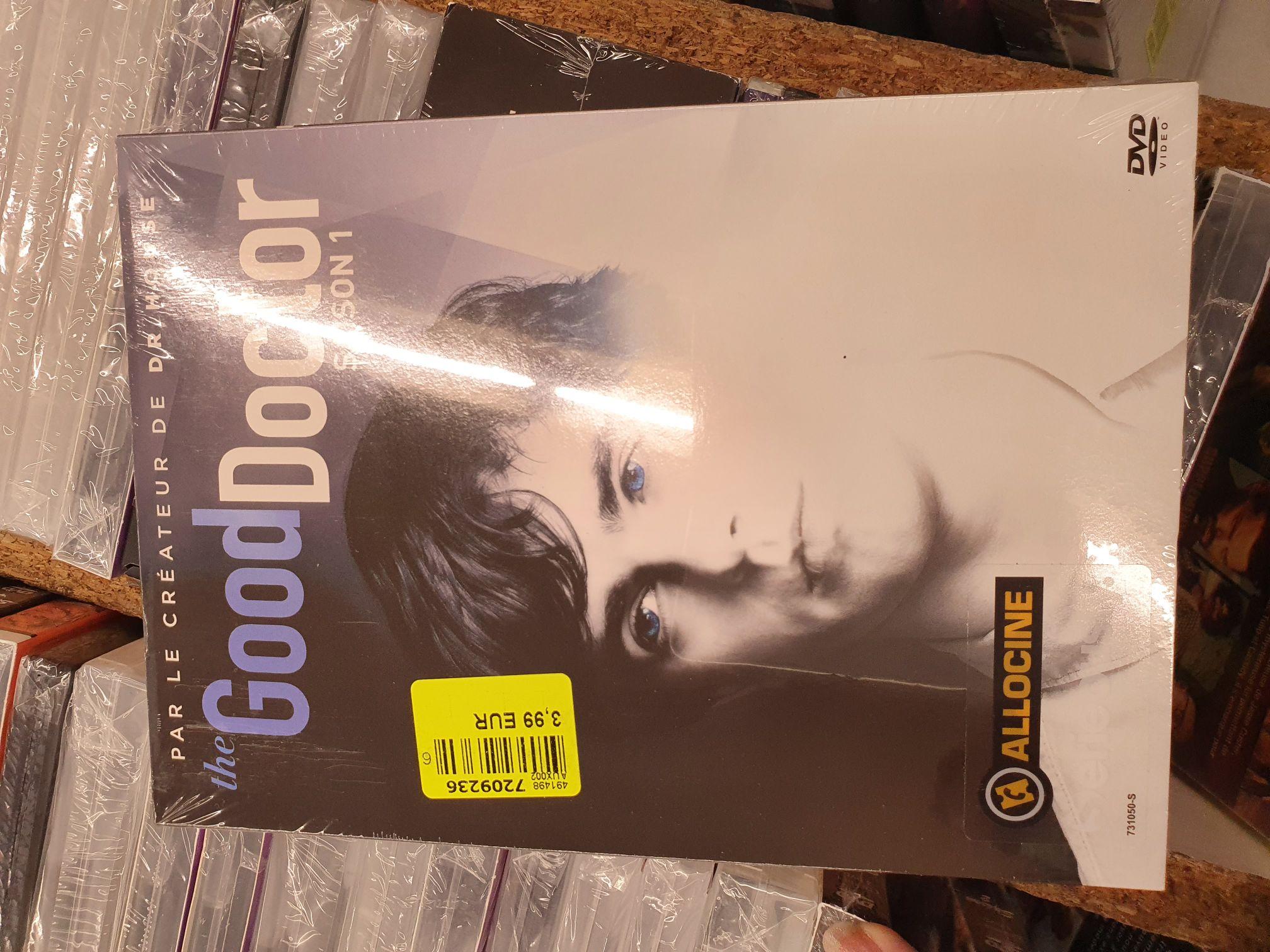 Coffret DVD The Good Doctor - Saison 1 - Achicourt (62)