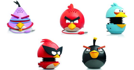 Forfait RED Sans engagement d'un mois + 1 Mini haut-parleur Angry Birds