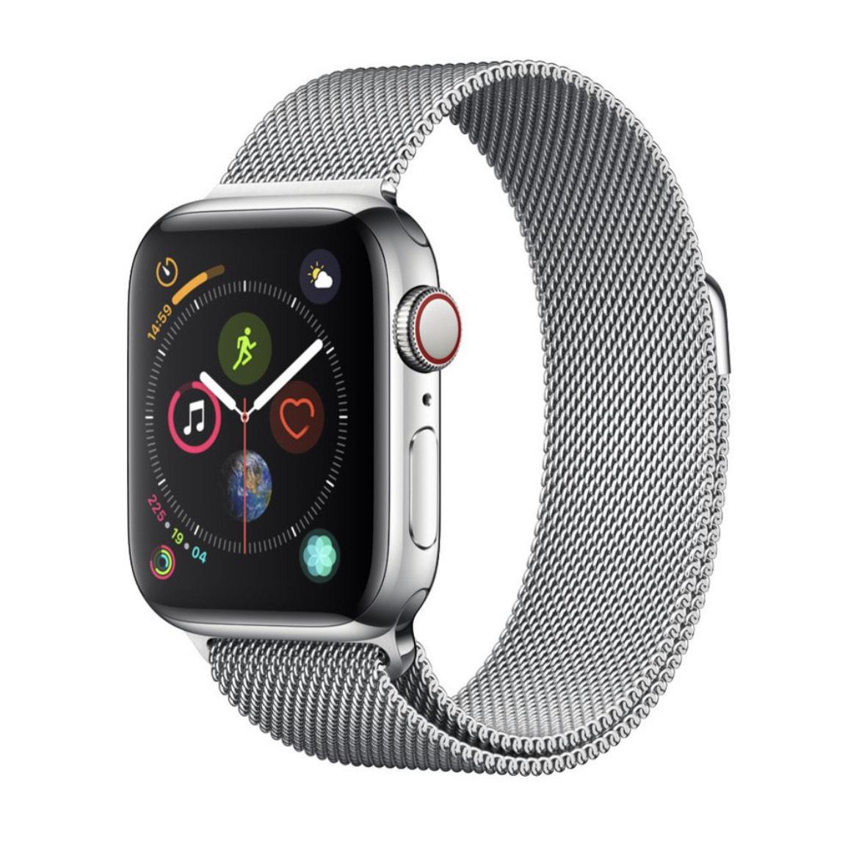 Montre connectée Apple Watch Series 4 (GPS + Cellular) - 40mm
